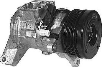 AC Delco A/C Compressor - Automotive Air Conditioning